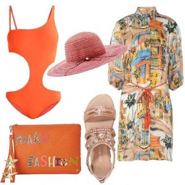 Outfit C\'è vita sull\'isola