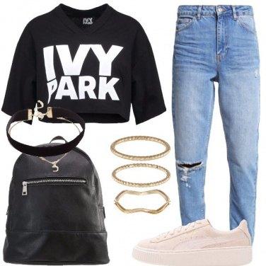 Outfit Oggi cambio stile