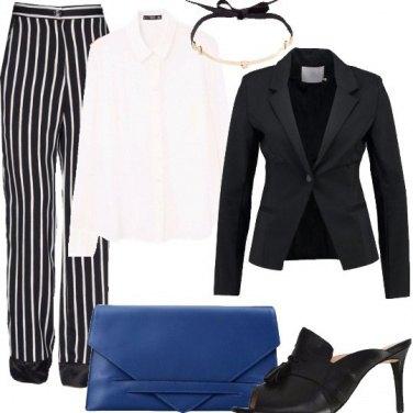 Outfit Tailleur pantalone pigiama