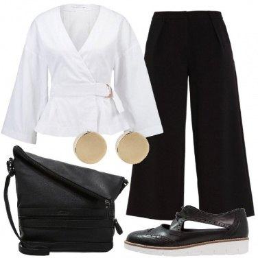 Outfit Ispirazione kimono