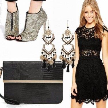 Outfit Romantiche a capodanno