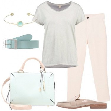 Outfit La minimalista