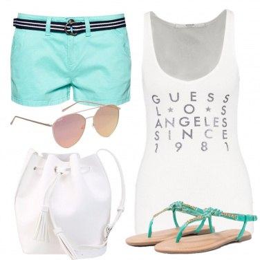 Outfit Fresca al sole