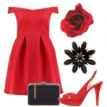 Outfit Pane amore e fantasia
