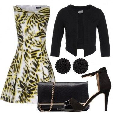 Outfit L\'eleganza della semplicità