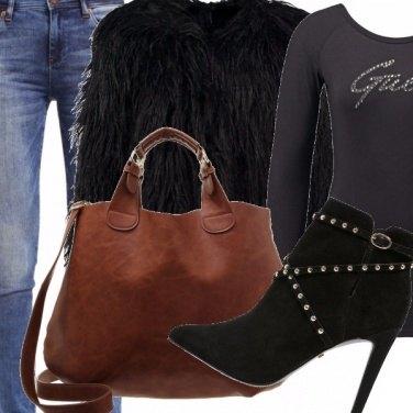 Outfit Una giornata di shopping