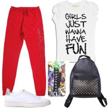 Outfit Ogni giorno felice