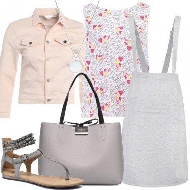 Outfit Oggi salopette