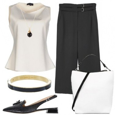 Outfit Tendenze minimal