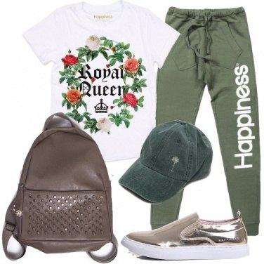 Outfit Regina sportiva