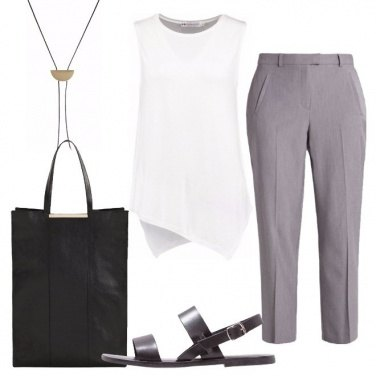 Outfit Minimalismo