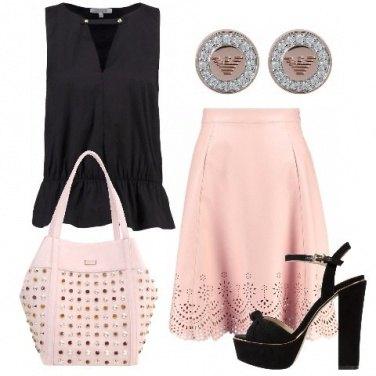 Outfit Bon ton e modaiola