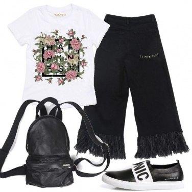 Outfit Uno zainetto e via