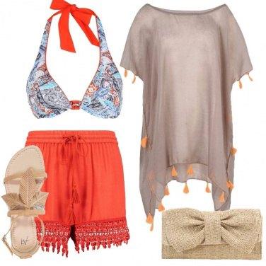 Outfit Aperitivo in terrazza