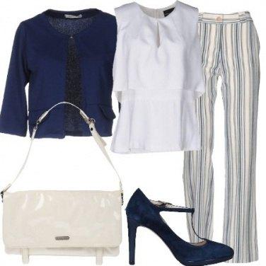 Outfit Elegante affidabilità