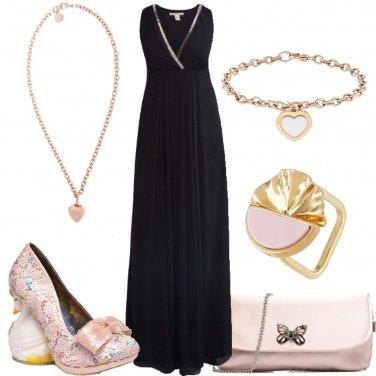 Outfit Le scarpe con tacco particolare