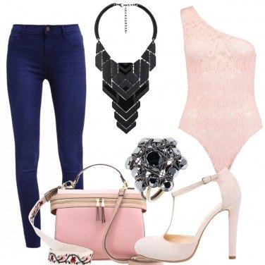 Outfit Il body monospalla