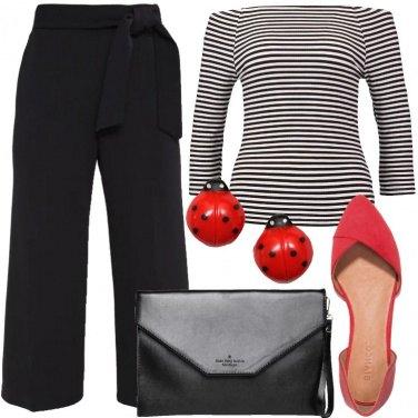 Outfit Una giornata parigina