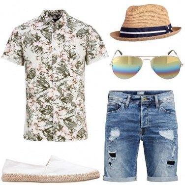 Outfit Stile caraibico