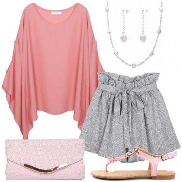 Outfit Di manica larga