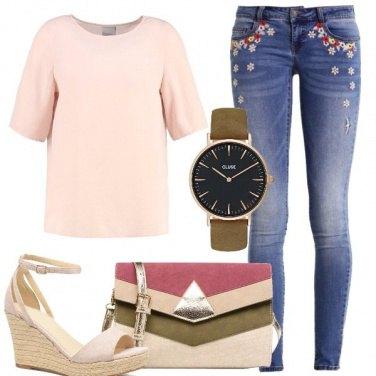 Outfit Semplice ma carina