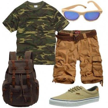 Outfit Esploratore