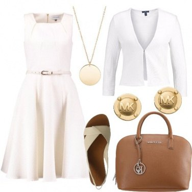 Outfit Minimal con classe