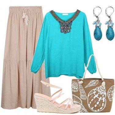 Outfit Passeggiata nel carruggio