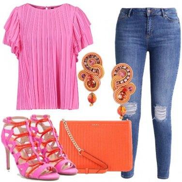 Outfit La femminilità che a me piace