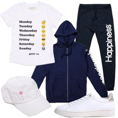 Outfit Settimana