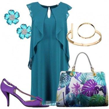 Outfit Un soffio di colori
