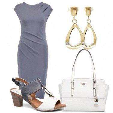 Outfit Semplice ed abbinata