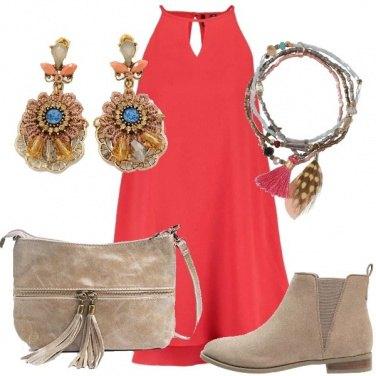 Outfit Tronchetto col caldo