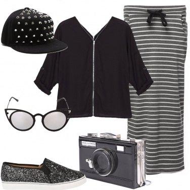 Outfit Turista in città