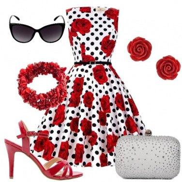 Outfit Cerimonia vintage