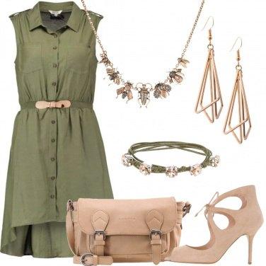 Outfit L\'abito scamiciato