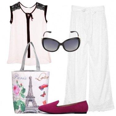 Outfit Come se fossi a Parigi