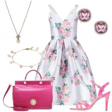 Outfit Fiori delicati