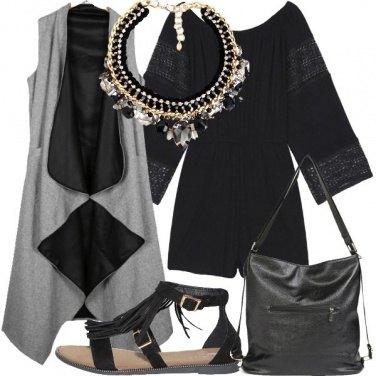 Outfit Serata tra amici