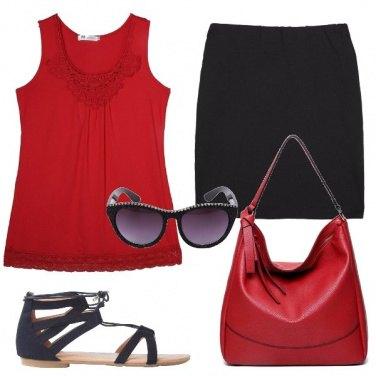 Outfit Tutte con stile