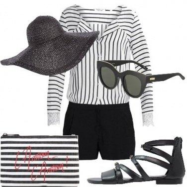 Outfit Da Parigi a Roma