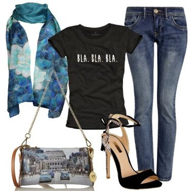Outfit Basta poco