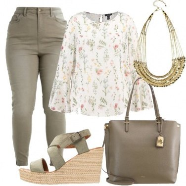 Outfit Toni naturali