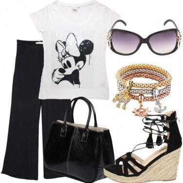 Outfit Pomeriggio con Minnie