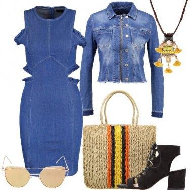 Outfit Cielo e sole