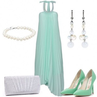 Outfit Sofisticata per la cerimonia