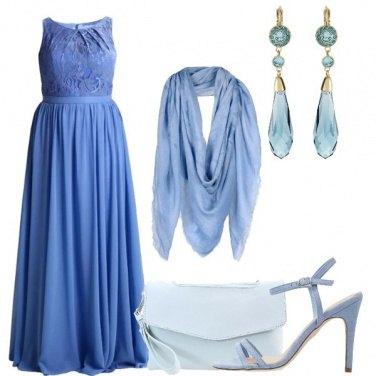Outfit Sfumature per la cerimonia