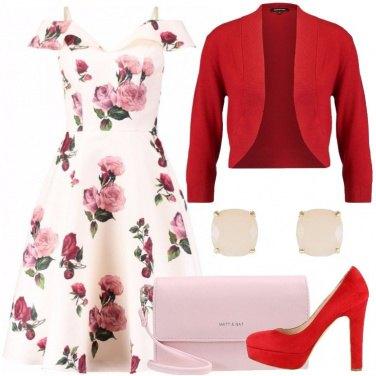Outfit Cerimonia floreale