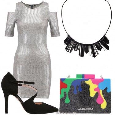 Outfit La colata colorata