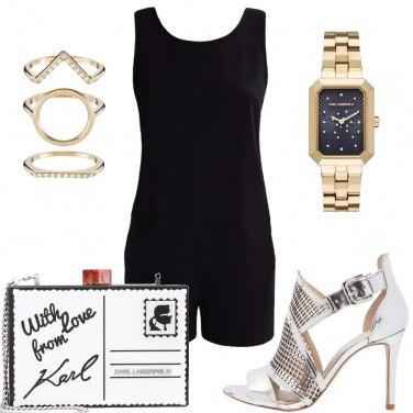 Outfit Una clutch per cartolina